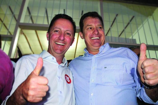 Lídio Scortegagna (PMDB) se reelege em Flores da Cunha Shamila Carpeggiani/divulgação