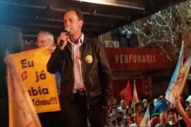 Evandro Kuwer (PMDB) é eleito o novo prefeito de São Marcos arquivo pessoal/Divulgação