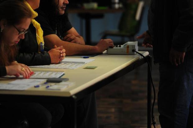 Em Caxias do Sul, dia de votação foi tranquilo Roni Rigon/Agencia RBS
