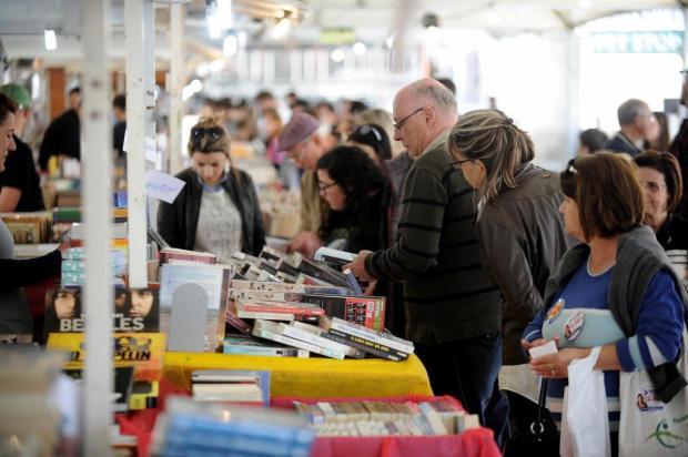 Feira do Livro de Caxias do Sul registra 6,5 mil obras vendidas no primeiro final de semana Felipe Nyland/Agencia RBS