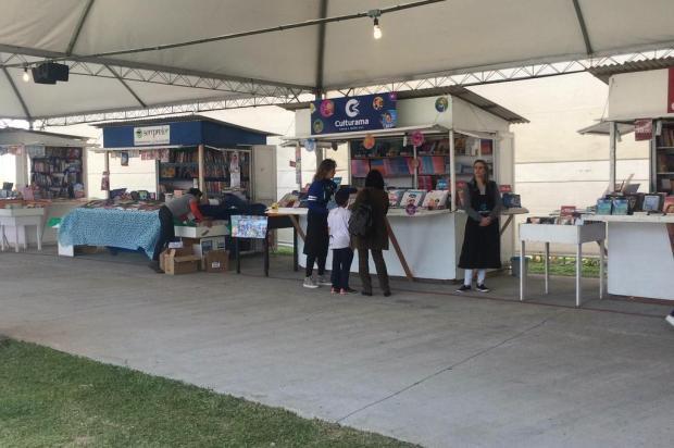 Confira as atrações da Feira do Livro nesta segunda-feira Maristela Deves/Agencia RBS