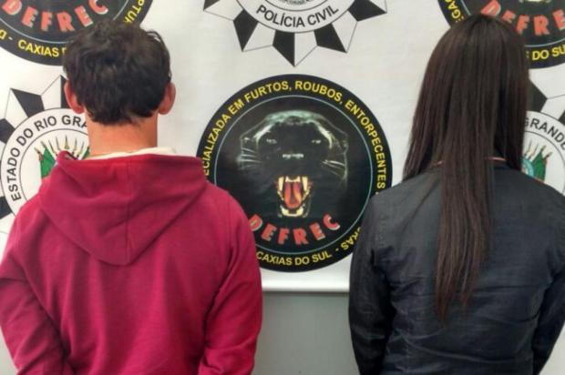 Detido reconhecido por roubo a veículo é solto por questão legal em Caxias Polícia Civil/divulgação