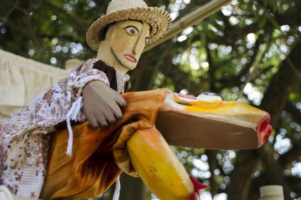 Festival Internacional de Teatro de Bonecos de Canela começa neste sábado Tiemy Saito/Divulgação