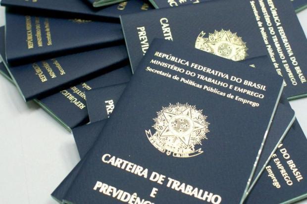 Serra recebe 50 carteiras de trabalho para emitir de forma manual Divulgação/Laine Valgas