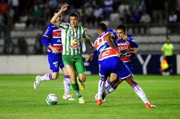 No primeiro duelo da decisão pelo acesso, Juventude fica no 0 a 0 com o Fortaleza no Alfredo Jaconi Diogo Sallaberry/Agencia RBS
