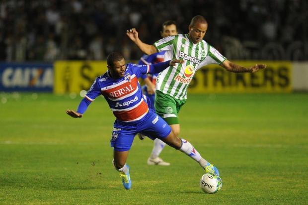 Com lesão na coxa esquerda, Bruninho desfalca o Juventude na decisão do acesso contra o Fortaleza Felipe Nyland/Agencia RBS