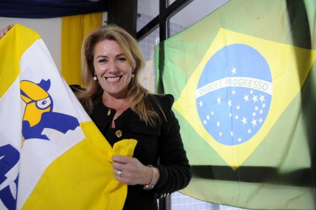 A causa de Paula Ioris, a segunda vereadora mais votada em Caxias Marcelo Casagrande/Agencia RBS