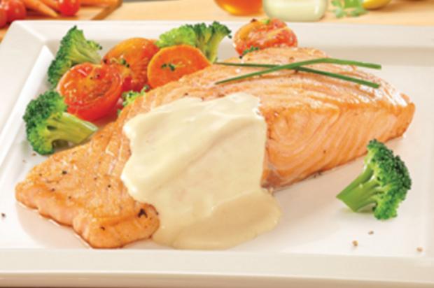 Faça um salmão sauté Salada / Divulgação/Divulgação