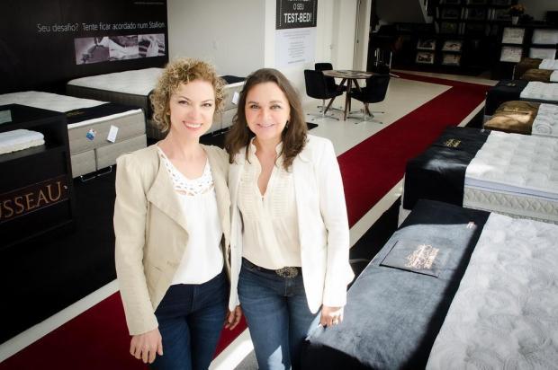 Caxias ganha loja de colchões de alto padrão Tatiana Cavagnolli/divulgação