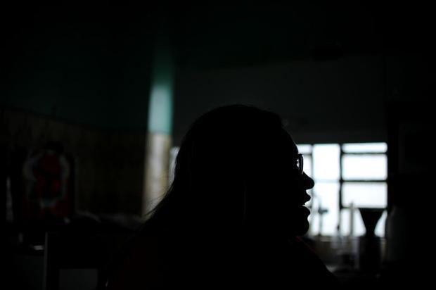 Com filho de 13 anos viciado em crack, mãe busca ajuda para mantê-lo longe das drogas, em Caxias Diogo Sallaberry/Agencia RBS