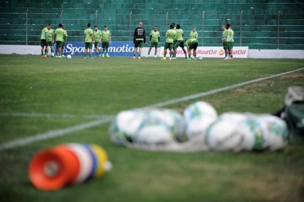 Juventude tem dois retornos, um desfalque e preocupações para segundo duelo contra o Fortaleza Felipe Nyland/Agencia RBS