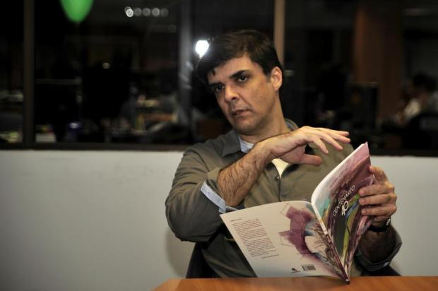 Gustavo Côrtes lança livro nesta sexta-feira sobre os 40 anos do Estádio Centenário Marcelo Casagrande/Agencia RBS