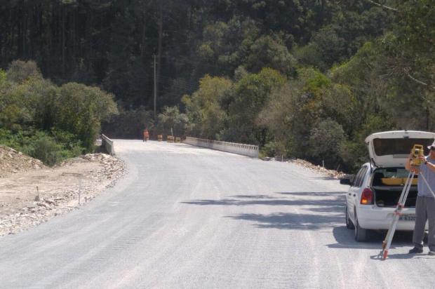 Nova ponte entre Veranópolis e Fagundes Varela é liberada Ernesto Eichler/Divulgação