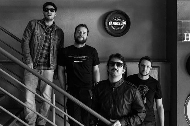 Banda Vendettas faz show neste domingo, em Caxias Divulgação/