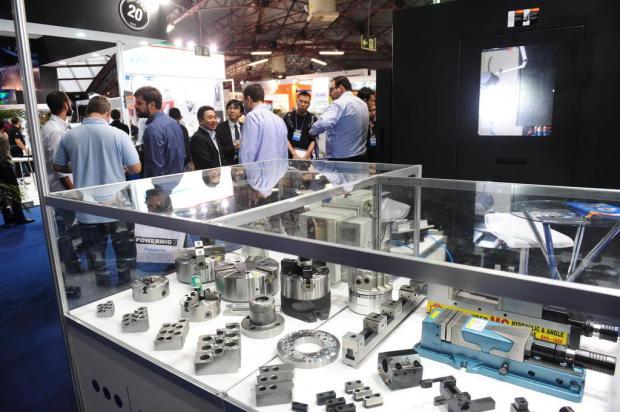 Máquinas focadas em produtividade são destaque na Mercopar, em Caxias Roni Rigon/Agencia RBS