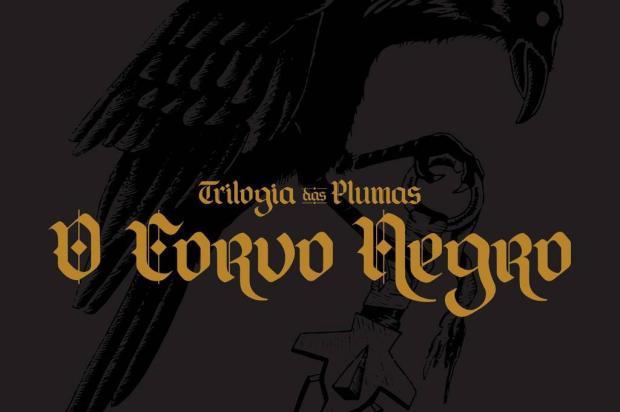 """""""O Corvo Negro"""" será lançado nesta sexta na Do Arco da Velha, em Caxias reprodução/reprodução"""