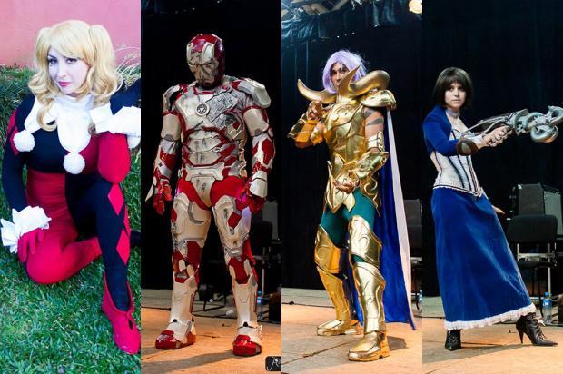 Kenshin Festival reúne fãs de animes, mangás e cosplay neste domingo, em Caxias Divulgação/