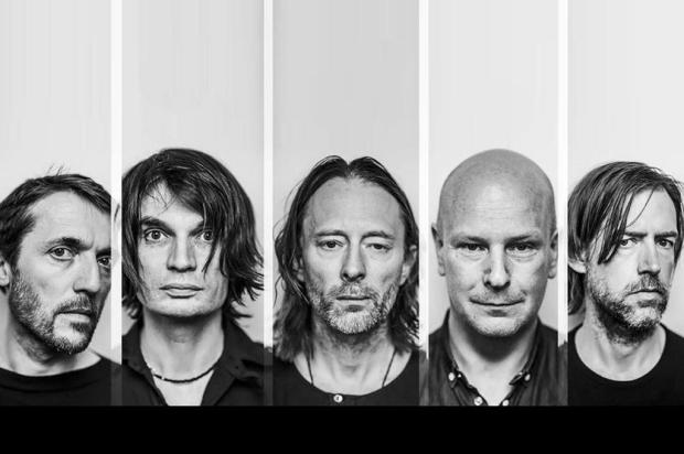 """Radiohead lança videoclipe da canção """"The numbers"""" Radiohead/Divulgação"""