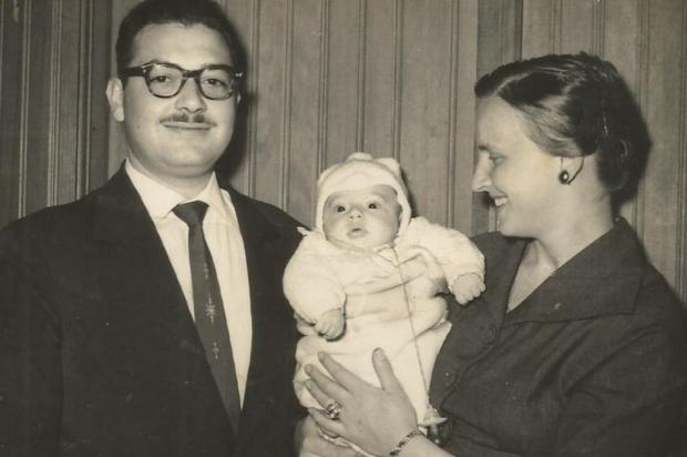 O Grande Concurso de Robustez Infantil de 1959 Acervo de família/divulgação