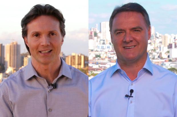 Horário eleitoral recomeça nesta terça-feira para os candidatos a prefeito de Caxias Montagem sobre as fotos de Daniel Bianchi e Divulgação/