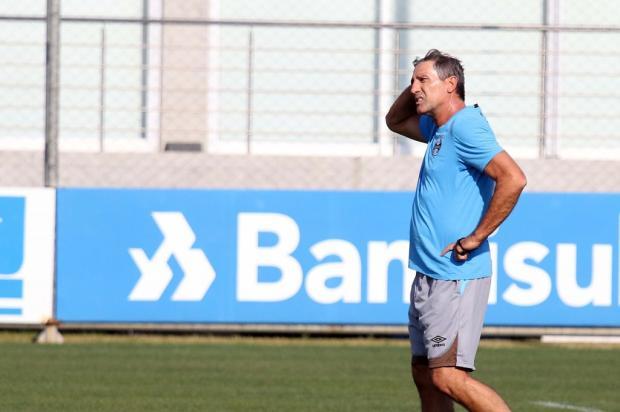 """José Augusto Barros: """"Mais futebol, menos chatice"""" Rodrigo Rodrigues / Divulgação Grêmio/Divulgação Grêmio"""