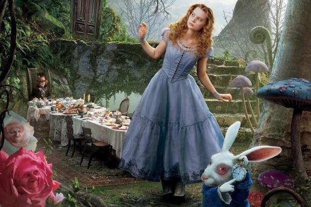 """""""Alice"""" é tema de debate nesta quarta na Feira do Livro de Caxias Disney/Divulgação"""