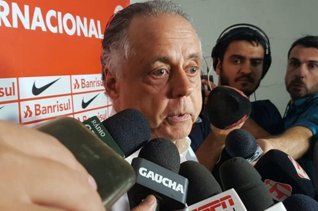 """Pedro Ernesto: """"Será no domingo"""" Rodrigo Oliveira / Agência RBS/Agência RBS"""