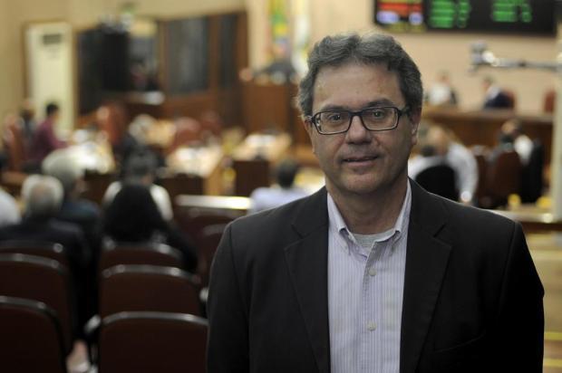 Professor Paulo Périco conquista uma vaga na Câmara de Vereadores Marcelo Casagrande/Agencia RBS