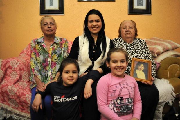 Família que reúne três gerações de professoras celebra o amor pela profissão, em Caxias do Sul Marcelo Casagrande/Agencia RBS