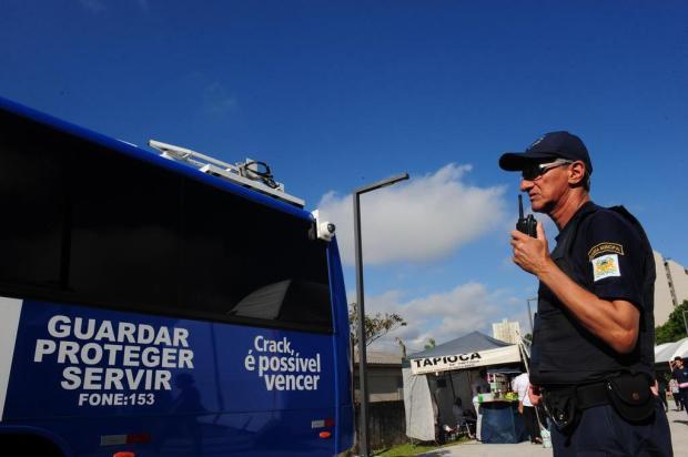 Guarda Municipal pode contribuir mais no combate à violência em Caxias do Sul Roni Rigon/Agencia RBS