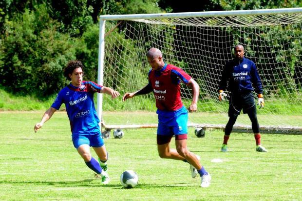 Caxias encara a Apafut nesta segunda-feira em Flores da Cunha pela semifinal da Copa Larry Pinto de Faria Roni Rigon/Agencia RBS