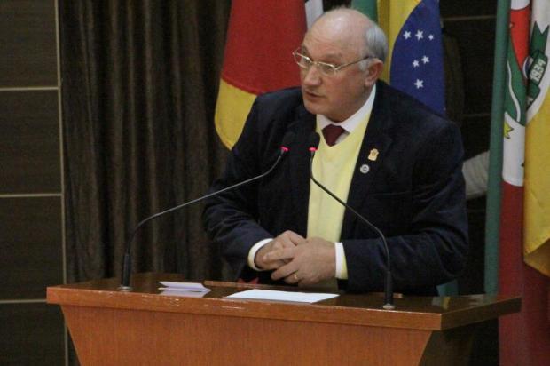 Presidente da Câmara de Vereadores assume prefeitura de Farroupilha Arquivo Câmara de Vereadores de Farroupilha/Divulgação