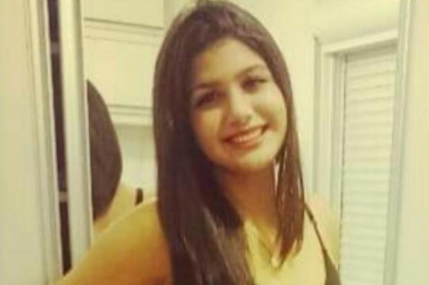 Estudante de 15 anos está desaparecida em Caxias do Sul Facebook/reprodução