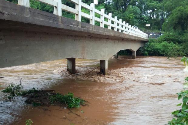 Alta do rio Caí força remoção de famílias em São Sebastião do Caí e Bom Princípio Corpo de Bombeiros/Divulgação