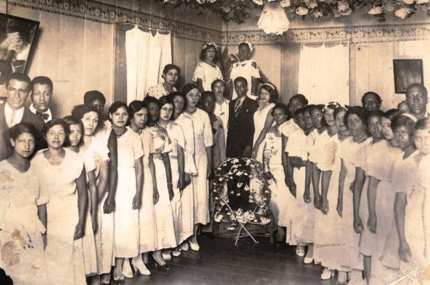 100 anos do samba pautam exposição no Sesc Caxias Júlio Calegari/Acervo Arquivo Histórico Municipal João Spadari Adami,divulgação