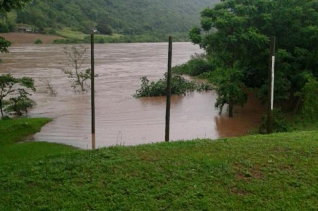 Rios Caí e Taquari começam a baixar na Serra Gaúcha Jader Alexandre Becker/Divulgação