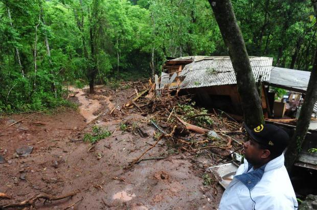 Gramado decreta situação de emergência devido a estragos causados pela chuva Roni Rigon/Agencia RBS