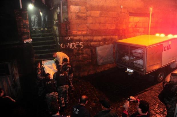 Polícia busca esclarecer a qual organização pertencia grupo que confrontou a BM em Caxias Porthus Junior/Agencia RBS