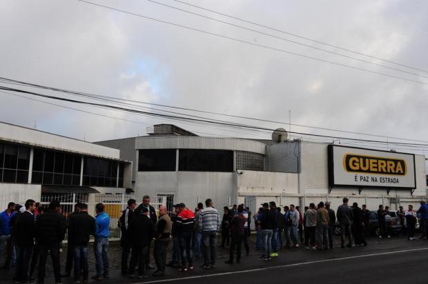 Guerra diz que não tem como pagar à vista R$ 5,5 milhões de rescisões aos trabalhadores em Caxias Roni Rigon/Agencia RBS
