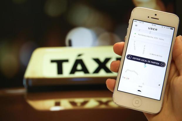 Falta de regulamentação cria discórdia entre Uber e taxistas em Caxias do Sul Leo Munhoz/Agencia RBS