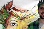 3por4: Grafiteiro Luan Castilhos expõe em coletiva na Capital @streettunti/Divulgação