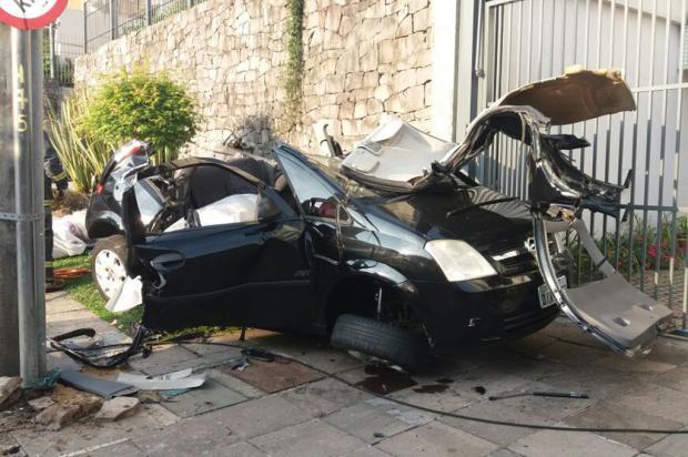 Ministério Público denuncia motorista por morte de jovem em Caxias do Sul Sahande dos Santos Machado / Divulgação/Divulgação