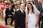 Família organiza cerimônia de casamento surpresa para casal, em Caxias do Sul Jackson Cardoso/Divulgação