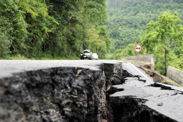 DNIT deve liberar a BR-116, em Nova Petrópolis, no dia 10 de maio Marcelo Casagrande/Agencia RBS