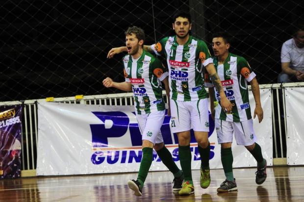 Juventude Futsal vence a ADS em Sananduva e segue na briga para ir às semifinais da Série Ouro Porthus Junior/Agencia RBS