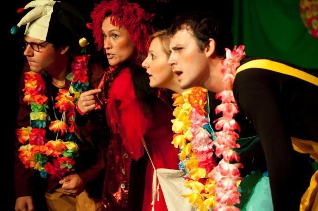 Tem Gente Teatrando se apresenta em Ijuí na sexta-feira Luciana Corso Galiotto/Divulgação