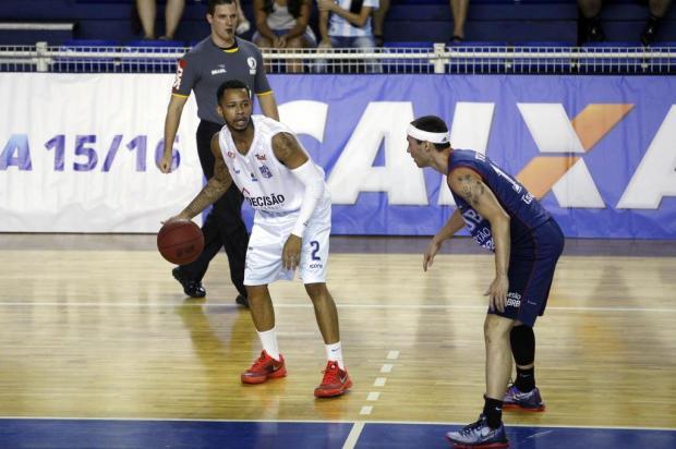 Perto da estreia no NBB 9, Caxias do Sul Basquete confirma reforço e a liberação do ala Bruno Minas Tênis Clube/Divulgação