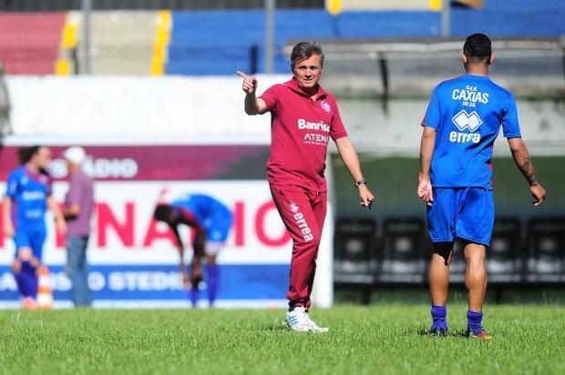 Caxias decide o título da Copa Larry Pinto de Faria neste domingo, contra o Ypiranga, em Erechim Porthus Junior/Agencia RBS
