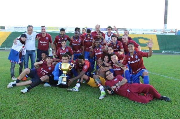 Caxias vence o Ypiranga por 3 a 2 em Erechim, é campeão da Copa Larry e se classifica à Supercopa Gaúcha Leandro Vesoloski/Especial