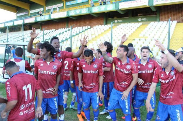 Caxias vai enfrentar o Inter B na semifinal da Supercopa Gaúcha Leandro Vesoloski/Especial